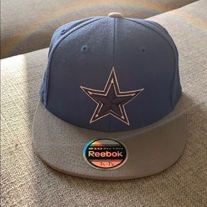 Reebok Accessories - Dallas Cowboys Fitted Cap